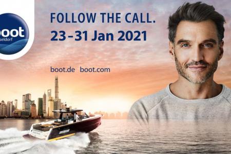 Boot Düsseldorf 2021- Rendez-vous au salon mondial n°1 de la plaisance du 23 au 31 janvier