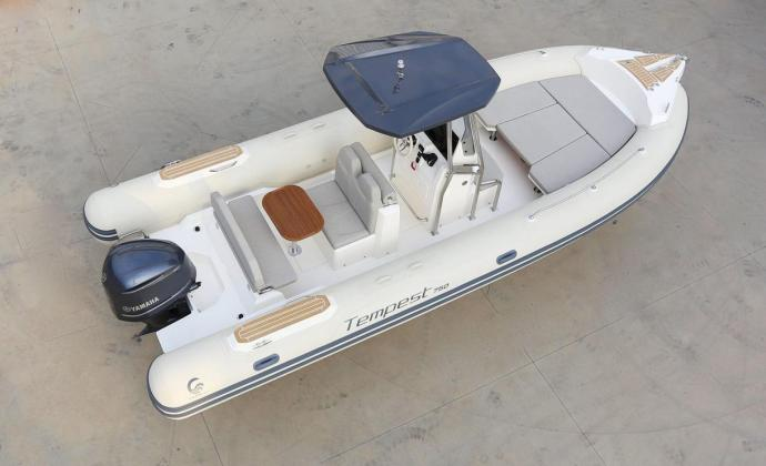 TEMPEST 750 LUXE