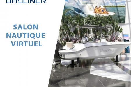 Salon nautique virtuel BAYLINER 5 au 13 décembre 2020 !